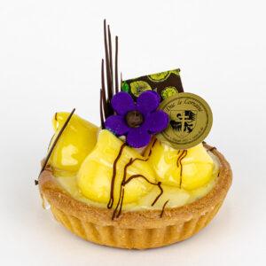 Tartelette au citron pâtisserie française