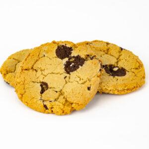 biscuit aux pepites de chocolat