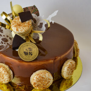 Gianduja gateau