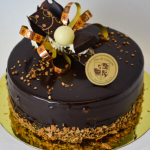 Mousse royale gateau