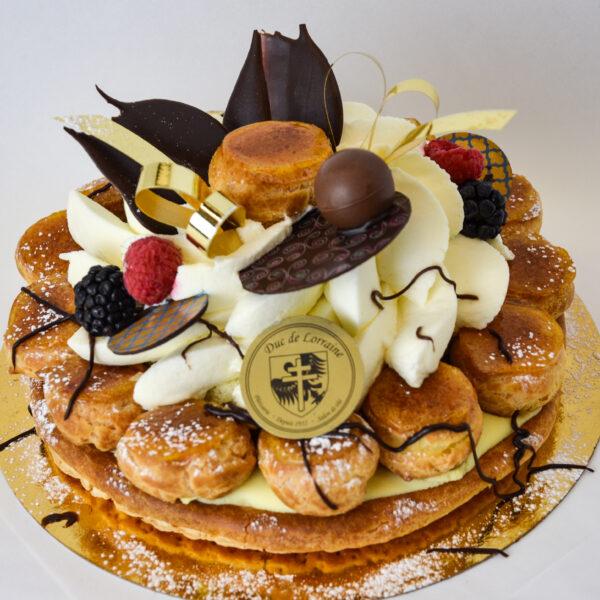 Gâteau St-Honoré