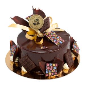 Gâteau mousse Le Rocher