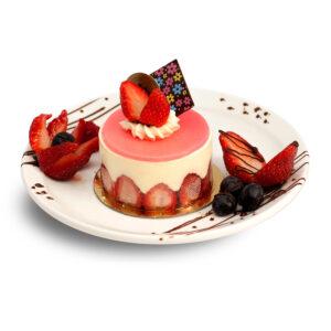 Pâtisserie fraisier