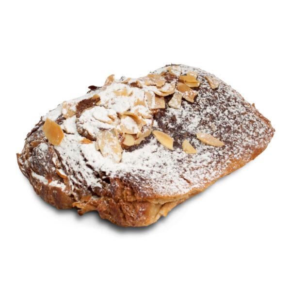 Croissant chocolat et amande - choco amande