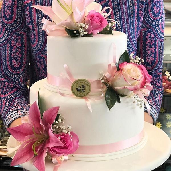 Gâteau De Mariage Royal Sur Mesure Depuis 1952 Duc De