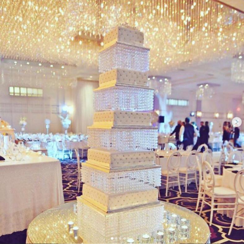 gâteau de mariage tour/ wedding cakes tower