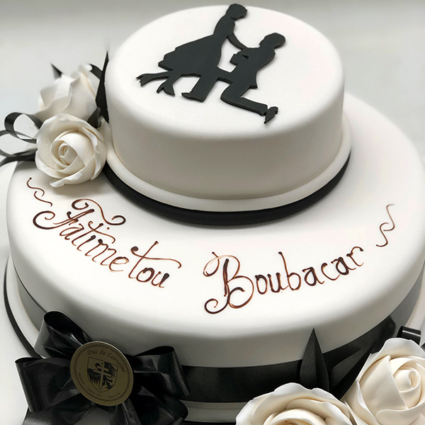 gateau de mariage/ wedding cake