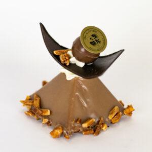 mousse chocolat amandes